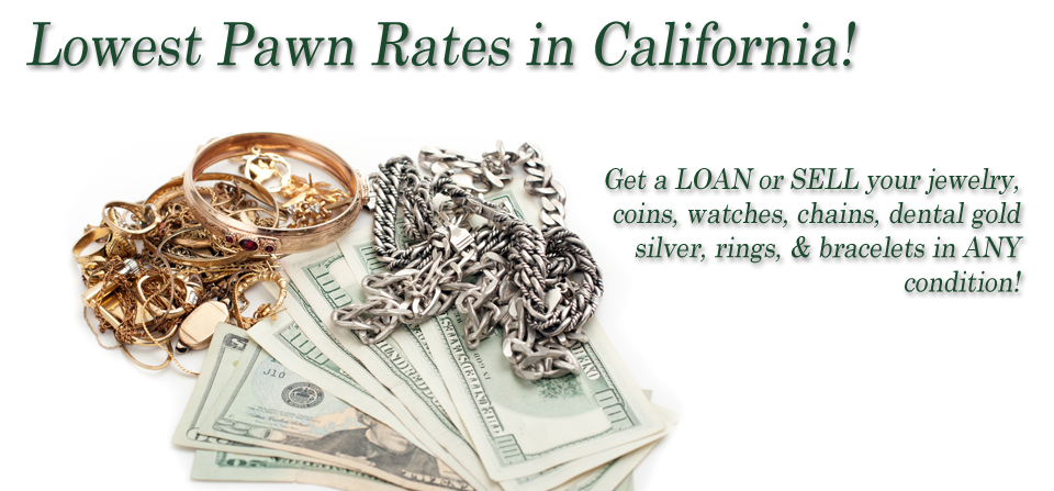 Lowest Rates in California!