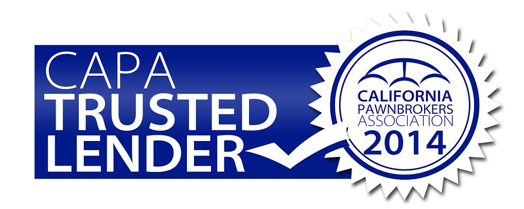 CAPA Trusted Lender - California Pawnbrokers Association